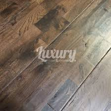 203mm antique hand distressed european solid oak wood flooring 18mm thick
