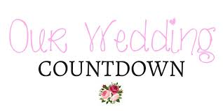 our wedding countdown super busy mum Wedding Countdown Photos our wedding countdown wedding countdown images