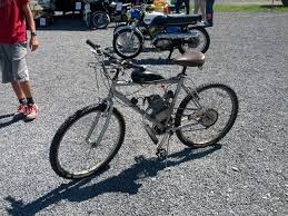 motorized bicycle how insane is it