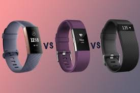 Fitbit Comparison Chart 2016 Fitbit Charge 3 Vs Charge 2 Vs Charge Hr Whats The Difference