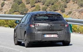 Toyota Corolla iM Spied Testing its Actual New Body » AutoGuide ...