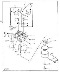 John deere parts diagrams john deere gs45 power unit 14 hp pc2528 carburetor engine 12 5 hp kawasaki