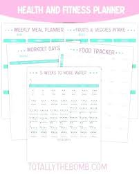 Food And Exercise Diary Food And Exercise Diary Template Gotostudy Info