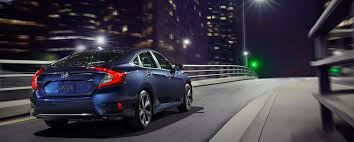 Compare The 2019 Honda Civic Lx Vs Ex Features Specs