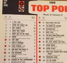 Pop Music Charts Record World 1 2 65 Great 1960s Music Music Charts