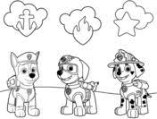 Paw Patrol Kleurplaten Gratis Printbare Kleurplaten