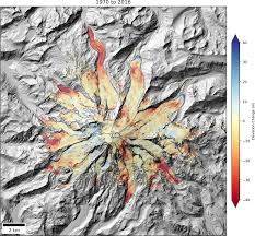 Uw Research Western Glaciers Losing Ice At An Increasing