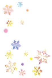 梅の花の背景イラスト