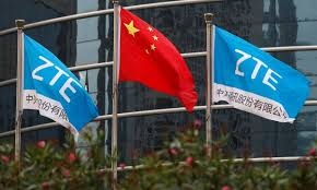 Image result for ZTE china government