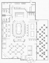 Square Kitchen Layout Single Wall Kitchen Floor Plans Ronikordis Square Kitchen Floor