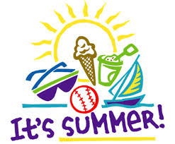 Image result for it's summer clip art