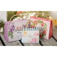 <b>10pcs European style</b> wedding favor <b>handbag</b> - Anladdin.com