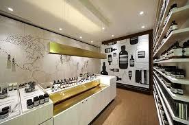 contemporary retail store interior design aesop australia retail