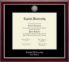 capital university law school silver engraved medallion diploma  capital university law school silver engraved medallion diploma frame in gallery silver item 254874 cll