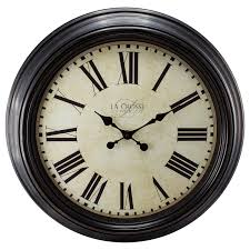 Decorative Wall Clocks For Living Room Wall Clocks Youll Love Wayfair