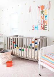 matilda's bright & happy nursery