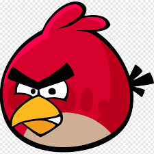 Angry Bird Red illustration, Angry Birds Trilogy Northern cardinal Angry  Birds Rap, Angry Birds, video Game, bird, angry Birds Movie png