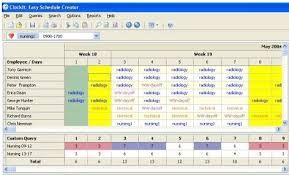 Online Shift Schedule Maker Free Shift Schedule Maker Under Fontanacountryinn Com