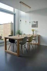 modern dining rooms. Minimalist Modern Dining Room Rooms