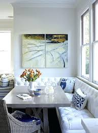 banquette dining table reasons for choosing instead of with inspirations 10