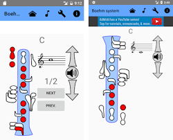 Clarinet Fingering Chart Apk Download Latest Version 2.3- Com ...
