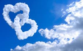 image clouds of heart wallpapers and stock photos