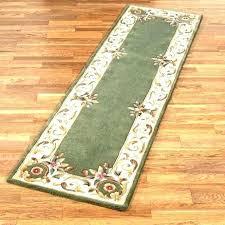 3 foot wide runner rugs wool carpet runners for extra long rug width full vintage