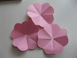 Glace Paper Flower How To Make Real Looking Paper Roses 7 Steps With Pictures