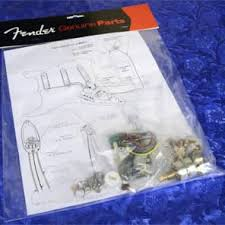 pre wired authentic eric johnson strat upgrade wiring kit reverb genuine fender eric clapton strat pre amp mid boost kit 25db 0057577000 new