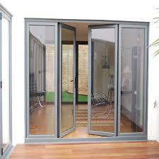 commercial exterior front swing aluminum glass front door