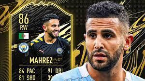 THE ALGERIAN MAGICIAN! ✨ 86 INFORM MAHREZ PLAYER REVIEW! - FIFA 21 Ultimate  Team - YouTube