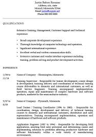 Technical Trainer Resume Awesome Collection Of Trainer Resume Oracle Trainer Technical