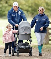 Zara and mike tindall were in wiltshire for the end of a charity challenge. How Many Children Do Zara And Mike Tindall Have
