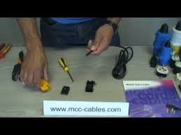 moulded cords cables how to wire a stk152 c14 iec male moulded cords cables how to wire a stk152 c14 iec male plug