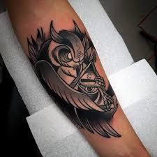 Tetování Sova Význam