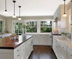 modern white kitchens with dark wood floors.  Kitchens Dark Wood Floors White Cabinets Modern Hardwood Kitchen Rustic Pertaining  To 20  Intended Kitchens With