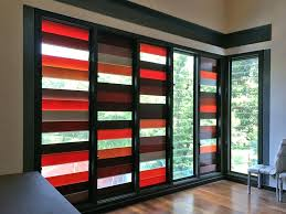 glass and aluminium blades can be mixed with louvre windows gold coast colourful