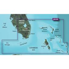 Garmin Bluechart G2 Vision Hd Vus010r Southeast Florida Microsd Sd