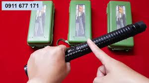 Chích điện, Roi điện, Đèn pin Tự Vệ Hy-x8 Pin rời cao cấp hiện tại