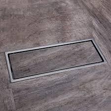 <b>Трап для душа</b> в полу под плитку: выбор и монтаж своими руками ...