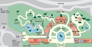 simple zoo map for kids. Fine Simple Prospect Park Zoo Map For Simple Kids