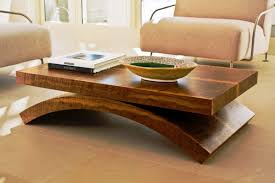 Unique Coffee Tables Wood