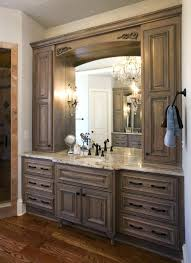 semi custom bathroom cabinets. Custom Bathroom Vanities Vanity Cabinets Stunning Wall Top Semi Online F