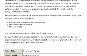 Document Template : Employee Policy Manual Software Project Plan ...