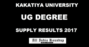 what does bsc stand for declared kakatiya ac in ku degree supply results 2017 manabadi