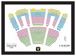 11 Interpretive Luxor Seating Chart For Criss Angel Theater