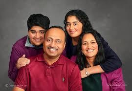 dah shah family portrait painting