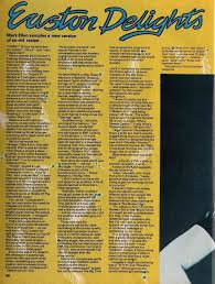 13th 26th November 1980 Smash Hits Magazine Remembered 25