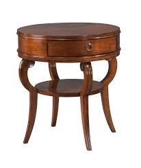 wood end table with drawers round end table solid wood sofa table with drawers small round wood end table