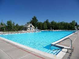 Pocono Farms Amenities Outdoor Olympic Size Swimming Pool